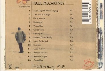 We Always Came Back To the Songs We Were Singing – Flaming Pie – 20 Years on.