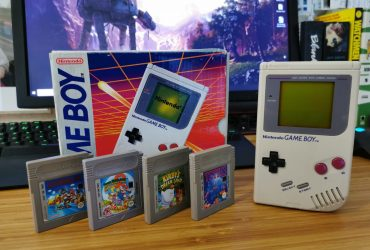 THE POWER IS IN YOUR HANDS: THE 30TH ANNIVERSARY OF THE NINTENDO GAMEBOY IN THE UK