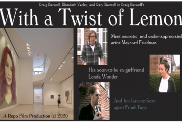 With a Twist of Lemon – The Making of a short film over a very long time.